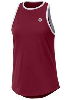 Nike Women's Oklahoma Sooners High Neck Tank