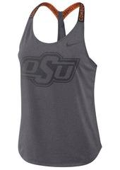 Nike Women's Oklahoma State Cowboys Elastika Tank