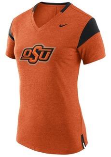 Nike Women's Oklahoma State Cowboys Fan V Top T-Shirt