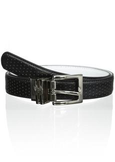 Nike Women's Perforated to Smooth Reversible Belt  edium