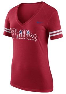 Nike Women's Philadelphia Phillies Fan Top