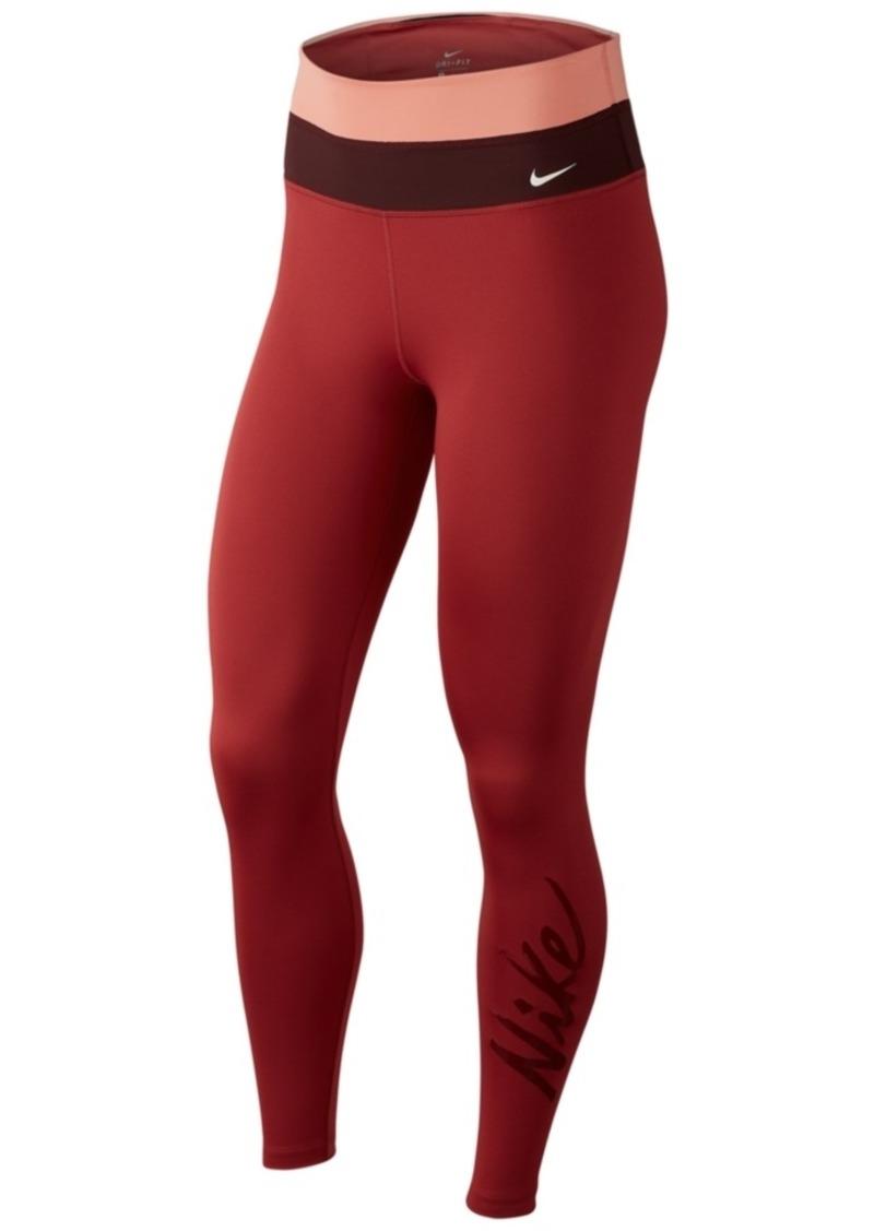 Nike Women's Pro Power Dri-fit Leggings