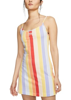 Nike Women's Rainbow-Stripe Dress