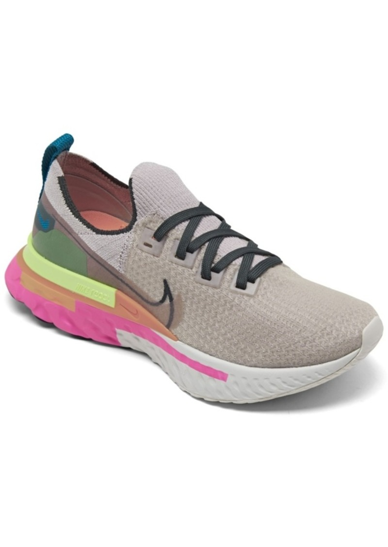 Nike Women's React Infinity Run Flyknit Running Sneakers from Finish Line
