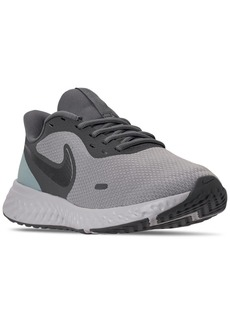 Nike Women's Revolution 5 Wide Width Running Sneakers from Finish Line