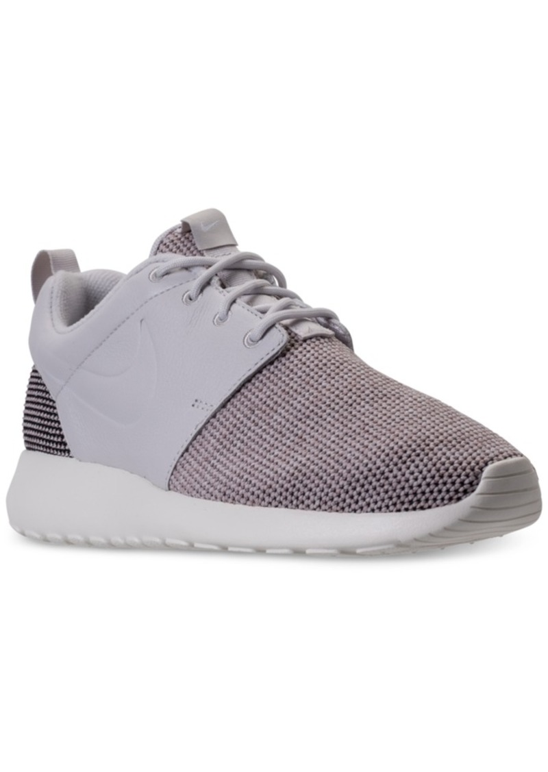 big sale 7f63d 2a5f5 Nike Womens Roshe One Knit Casual Sneakers from Finish Line