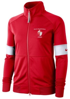 Nike Women's San Francisco 49ers Historic Jacket