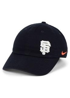 meet 4269b 06887 Nike Women s San Francisco Giants Offset Adjustable Cap