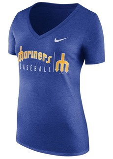 Nike Women's Seattle Mariners Practice T-Shirt