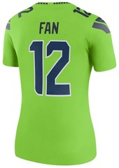 Nike Women's Seattle Seahawks Color Rush Legend Jersey
