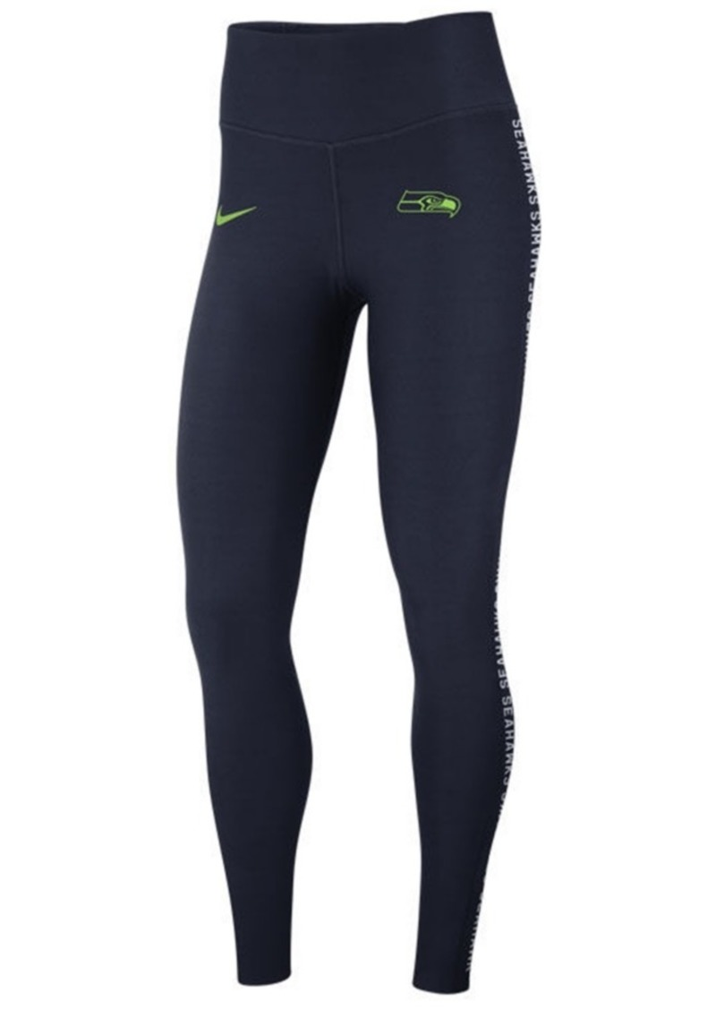 05ffd8af660 On Sale today! Nike Nike Women s Seattle Seahawks Core Power Tight ...