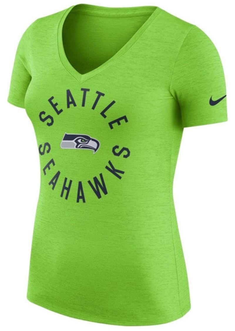 8f43f651 Women's Seattle Seahawks Dri-Fit Touch T-Shirt