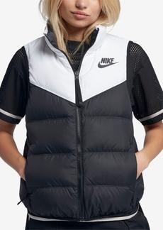 Nike Women's Sportswear Windrunner Reversible Sleeveless Down Vest