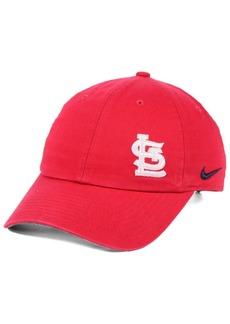 Nike Women's St. Louis Cardinals Offset Adjustable Cap