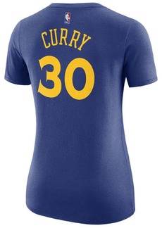 Nike Women's Stephen Curry Golden State Warriors Name & Number Player T-Shirt