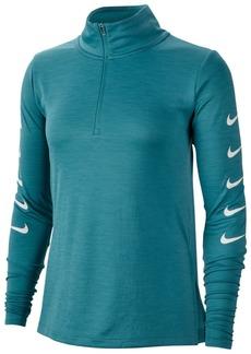 Nike Women's Swoosh Half-Zip Running Top