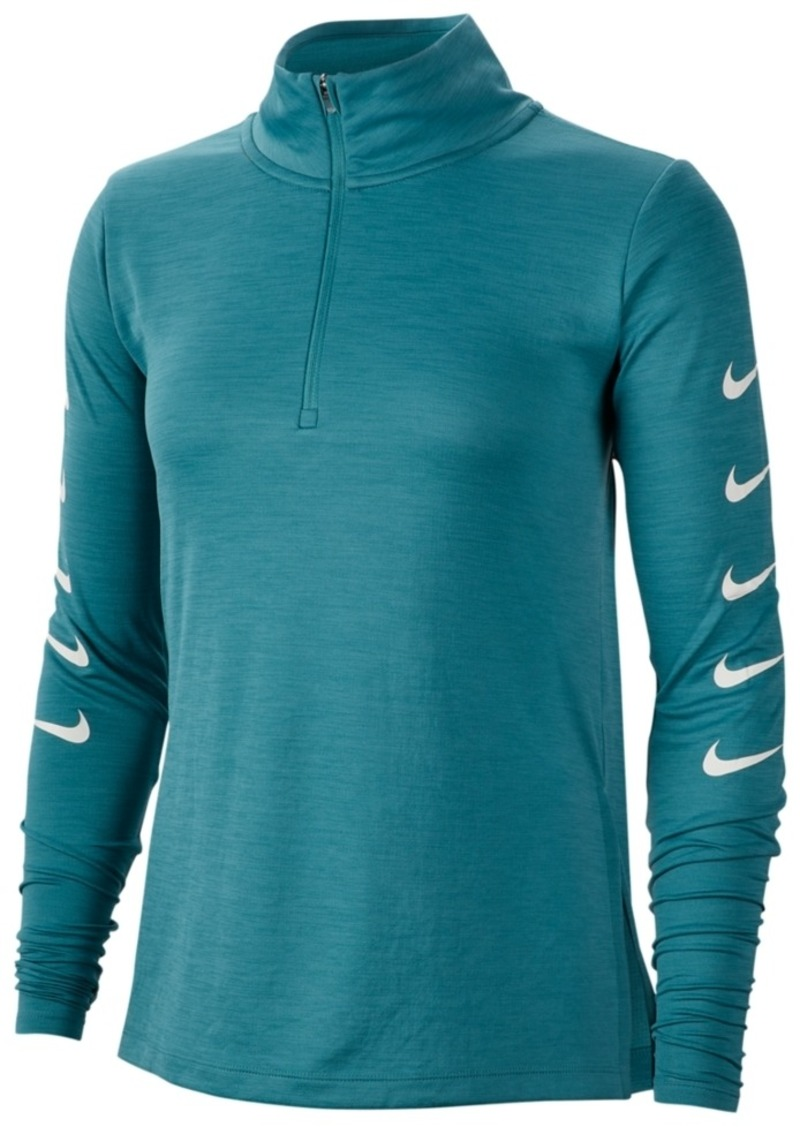 Nike Women's Swoosh Half-Zip Running Top