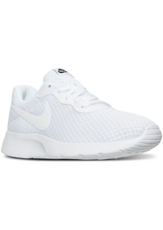 Nike Women's Tanjun Casual Sneakers from Finish Line
