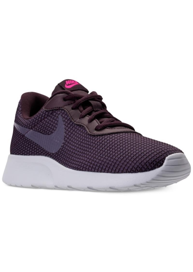 c974d492ee78 Nike Nike Women s Tanjun Se Casual Sneakers from Finish Line Now  39.98