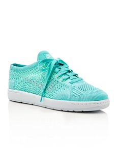 Nike Women's Tennis Classic Ultra Flyknit Lace Up Sneakers