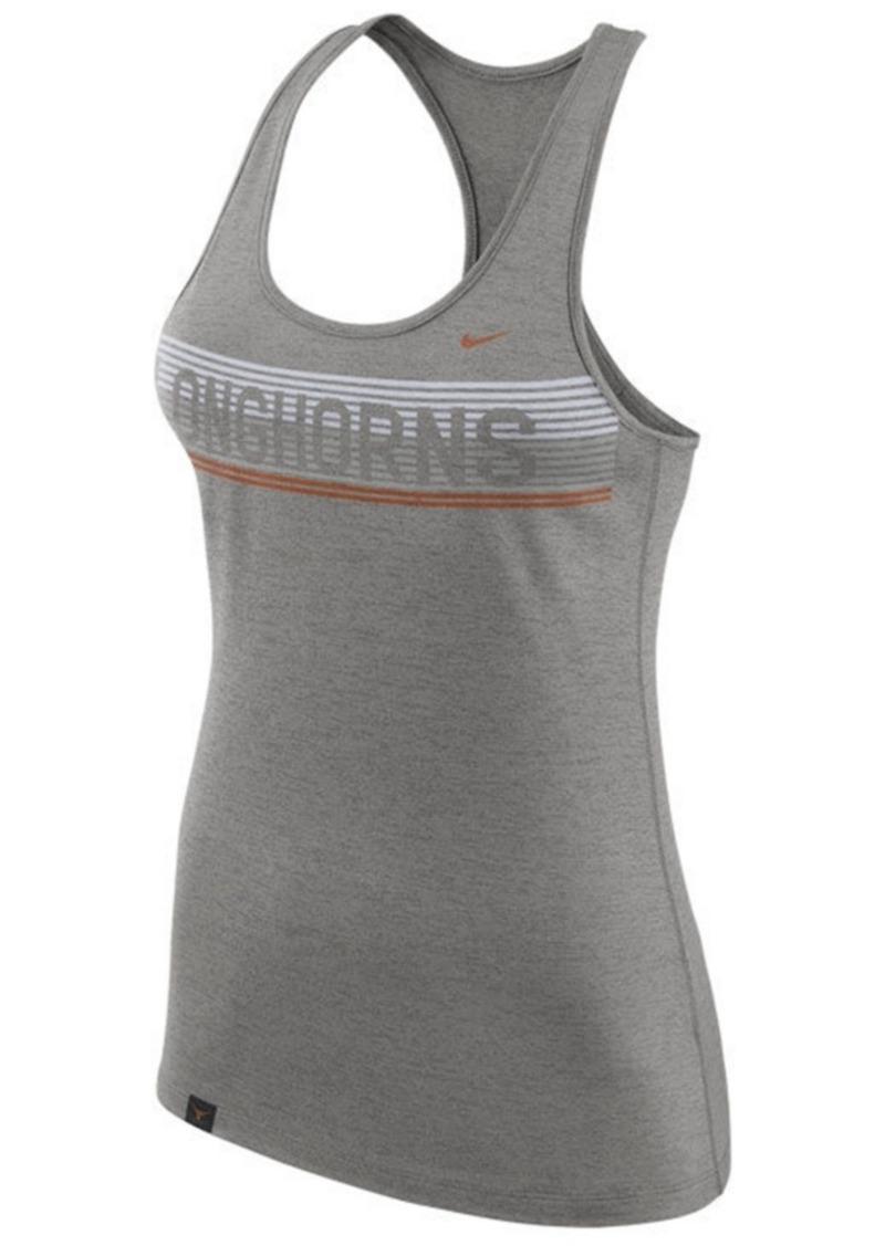 Nike Women's Texas Longhorns Touch Tank