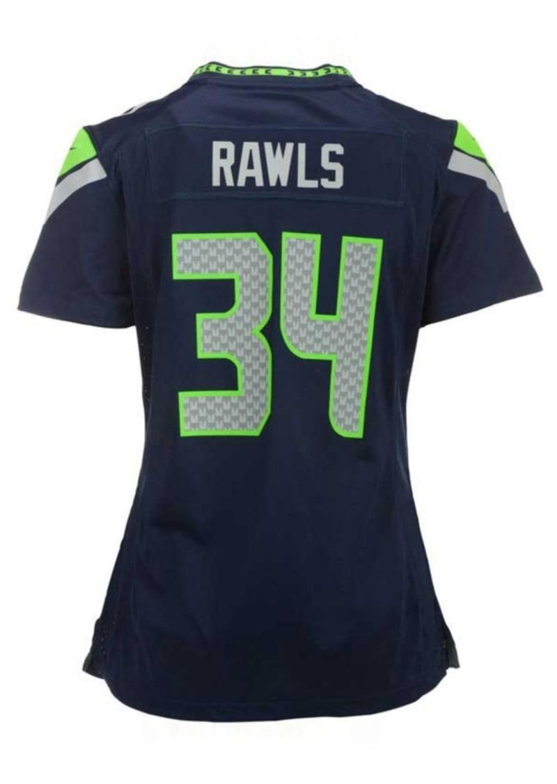Nike Women's Thomas Rawls Seattle Seahawks Game Jersey