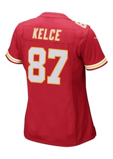 Nike Women's Travis Kelce Kansas City Chiefs Game Jersey