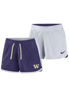 Nike Women's Washington Huskies Reversible Shorts
