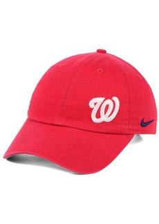 big sale 90ce6 d2a99 Nike Women s Washington Nationals Offset Adjustable Cap