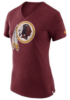Nike Women's Washington Redskins Fan V-Top T-Shirt