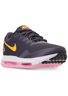great fit 639cb 3b651 Nike Women s Zoom All Out Low 2 Running Sneakers from Finish Line