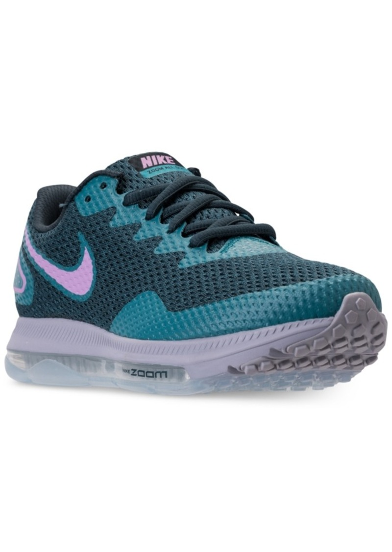 detailing 6fd1c 2208e Women's Zoom All Out Low 2 Running Sneakers from Finish Line