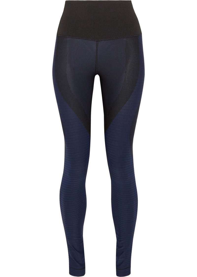 c4439bb4ab645 SALE! Nike Nike Zoned Sculpt ribbed stretch-jersey leggings