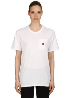 Nikecourt Cotton Jersey T-shirt