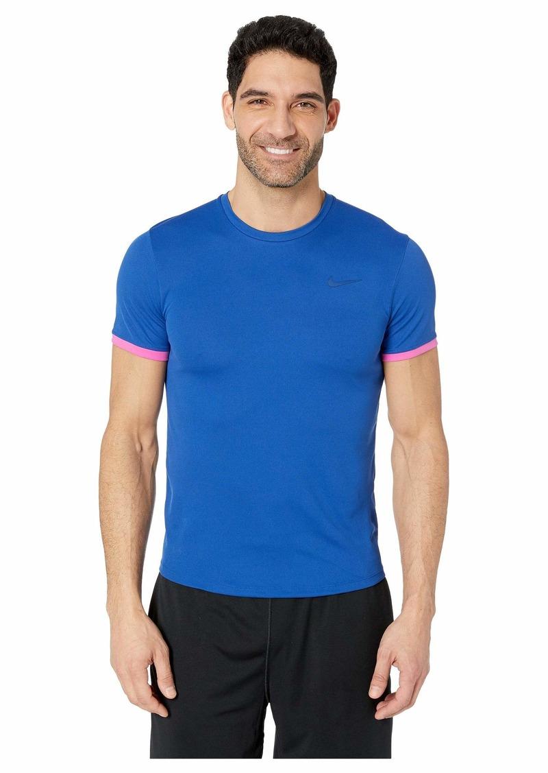 NikeCourt Dri-FIT Short Sleeve Tennis Top