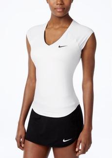 NikeCourt Pure Dri-fit Tennis Top