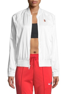 NikeCourt Zip-Front Tennis Jacket