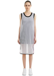 Nikelab X Rt Mesh Dress W/ Drawstrings