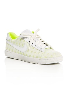 NikeWomen's Tennis Classic Ultra Polka Dot Lace Up Sneakers