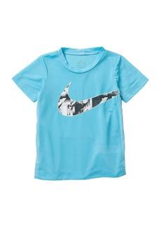 Nike NKB Dri-FIT Dominate Swoosh T-Shirt (Little Boys)