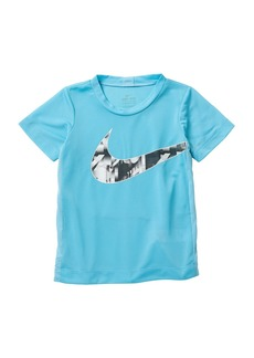 Nike NKB Dri-FIT Dominate Swoosh T-Shirt (Toddler Boys)