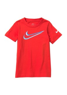 Nike NKB Swoosh Back Hit T-Shirt (Toddler Boys)