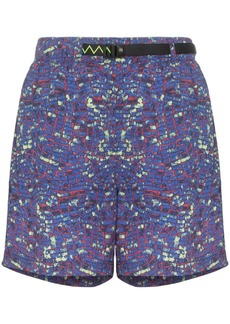 Nike NRG ACG printed shell shorts