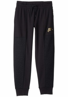 Nike NSW Air Fleece Pants (Little Kids/Big Kids)