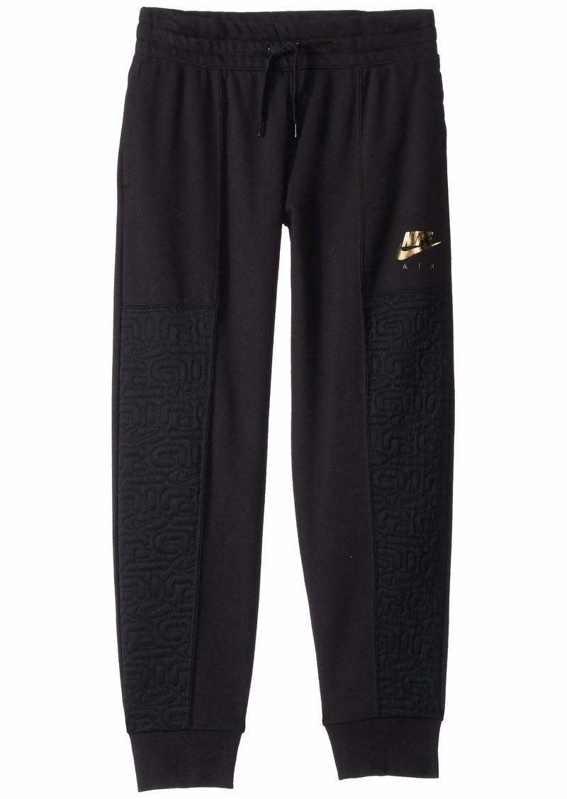 Nike NSW Air Fleece Pants (Little Kids/Big Kids)