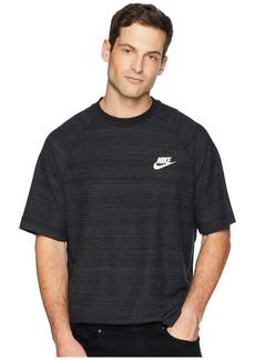 Nike NSW AV15 Top Short Sleeve Knit
