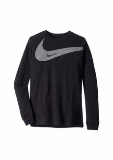 Nike NSW AV2 Long Sleeve T-Shirt (Big Kids)