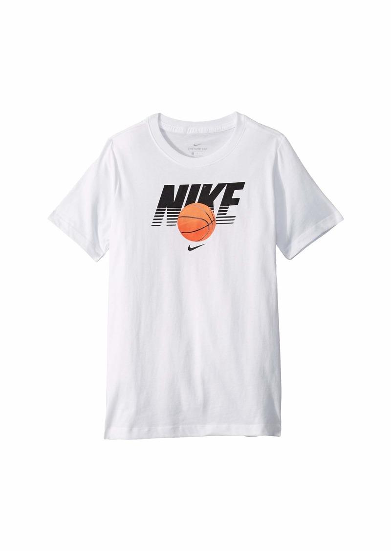 Nike NSW Basketball T-Shirt (Little Kids/Big Kids)