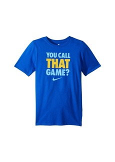 Nike NSW Call That Game T-Shirt (Big Kids)