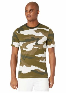 Nike NSW Camo All Over Print Short Sleeve Tee